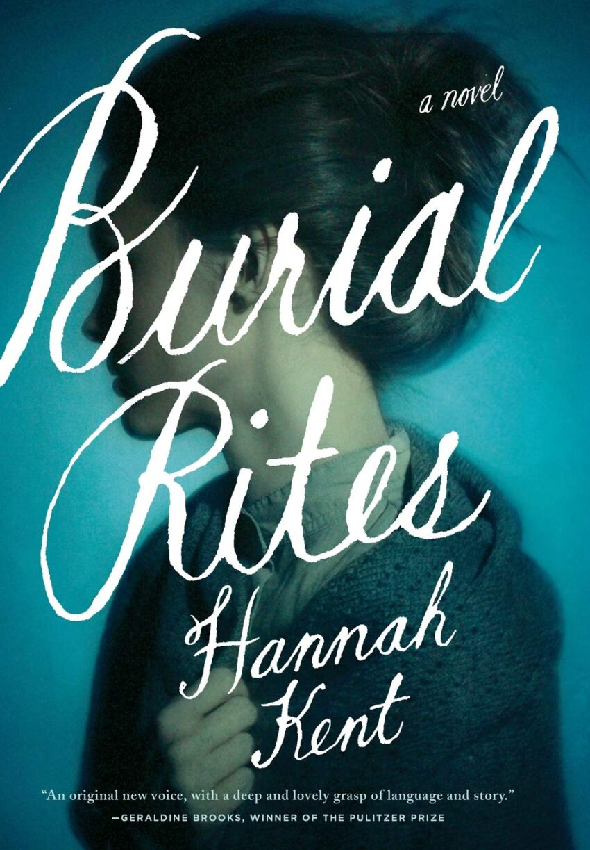 Book Cover: 'Burial Rites' by Hannah Kent